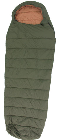 PATHFINDER LYLA Sleeping Bag.  Green
