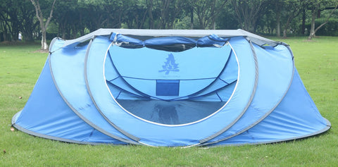 CASTAWAY BATURA. 3-4 MAN POP UP TENT