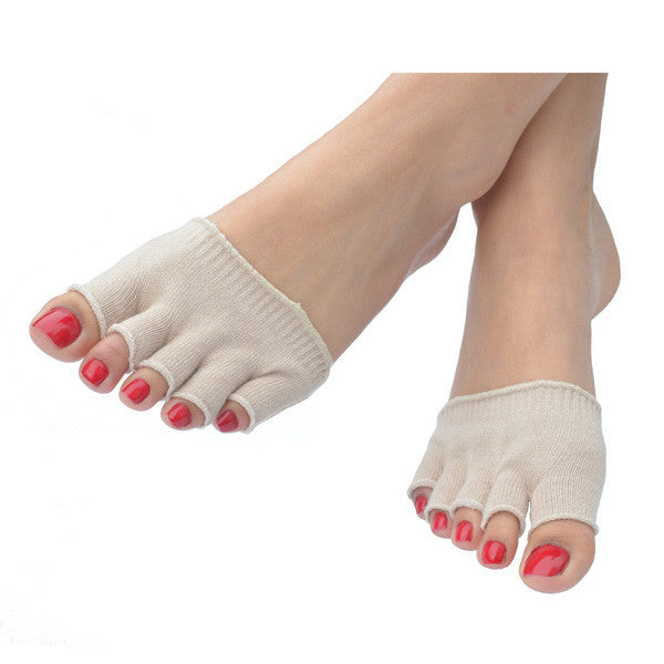 Get instant relief with our all new 'Five Toe Protective Socks'!