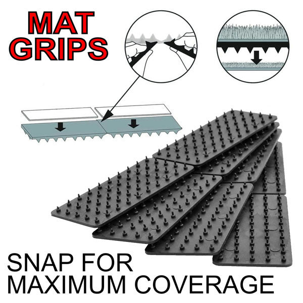 The Original Mat and Rug Grippers The ORIGINAL and the BEST Non-Slip Carpet Grippers