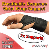 MAGNETIC-THERAPY-Wrist-Support-Brace