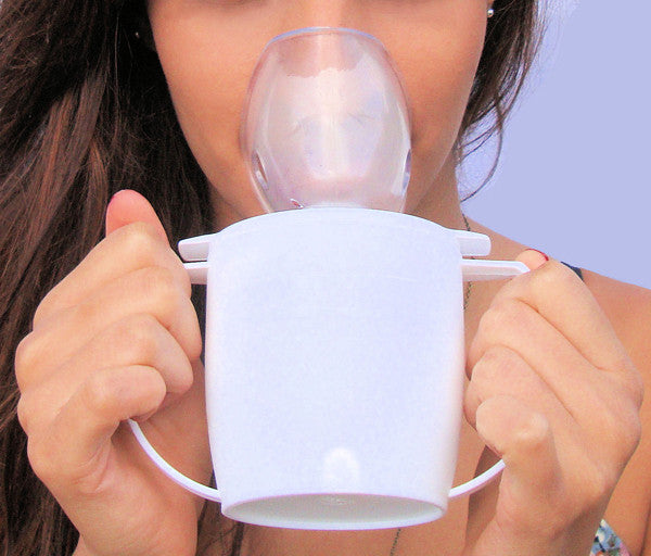Steam Inhaler - Soothe Sinus Pain & Clear Blocked Noses Effortlessly!