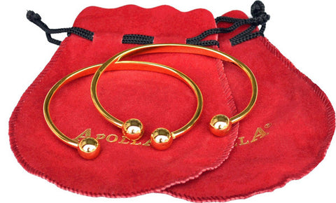Magnetic Therapy Bangles (Two Bangle Pack) Slims & Join the millions of people who believe in the power of Magnetic Therapy