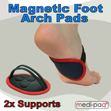 2x-Magnetic-Foot-Arch-Pads-Plantar-Fasciitis