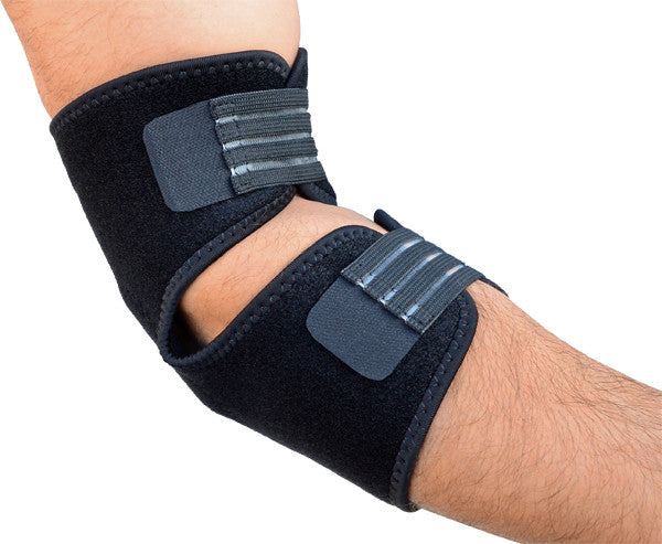 Neoprene Magnetic Elbow Support - Adjustable  - A scientifically designed product that brings quick support and releases painful pressure from your sore Elbow.