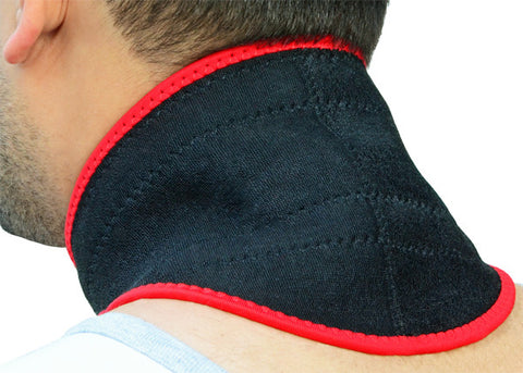 Neoprene Magnetic Neck Support - Adjustable  A scientifically designed product that brings quick support and releases painful pressure from your sore neck.