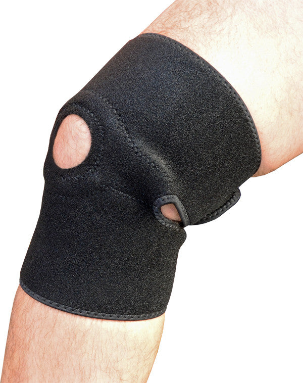 Neoprene Magnetic Knee Support - Adjustable  - A scientifically designed product that brings quick support and releases painful pressure from your sore knee.