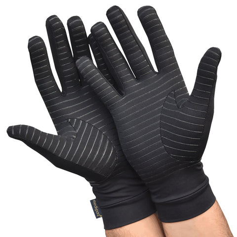 Anti ARTHRITIS COPPER Compression Therapy Gloves With Grip