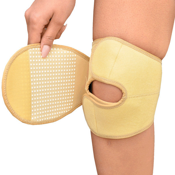 Infra-Red Ceramic Knee Patella Support