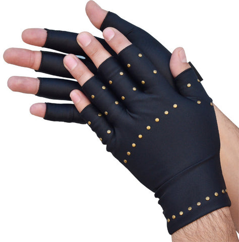 Anti ARTHRITIS Gloves with COPPER Therapy Compression
