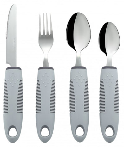 Comfort Grips Cutlery - Great for the Elderly