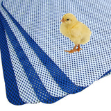 2x Rolls ANTI SLIP MAT Ducks Chicks etc Brooder Hatcher Incubator - Splayed Legs