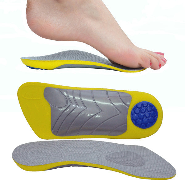 ¾ Length Orthotic Insoles