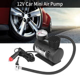 Mini Tyre Pump Compressor - 300PSI