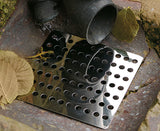 Swirl-Rustproof-Stainless-Steel-Drain-Covers-15cm²