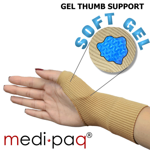 Gel Thumb Protect Support Brace