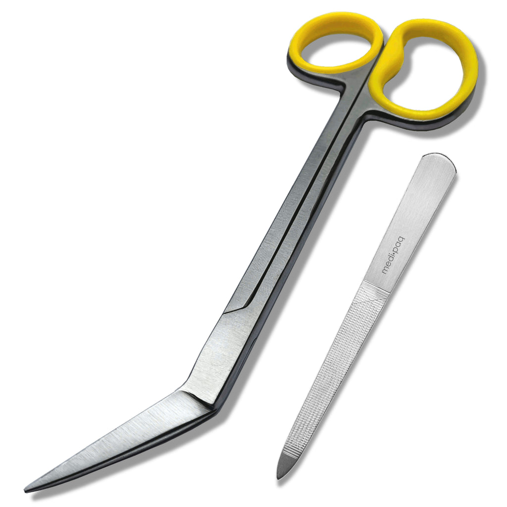 Yellow Handle Scissors