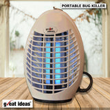 Portable Electronic Insect Killers - 8 Watt Double Power