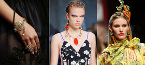 The best jewelry at Milan Fashion Week
