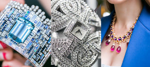 The most spectacular jewelry from Paris couture week 2017