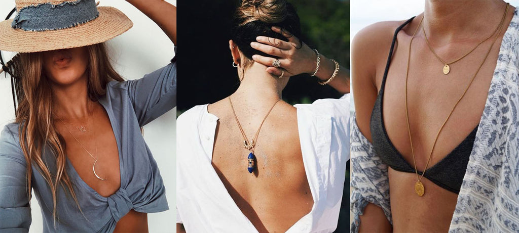 How to wear jewelry this summer | blingsense