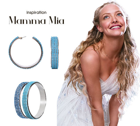 Mamma Mia inspired jewelry | blingtalks