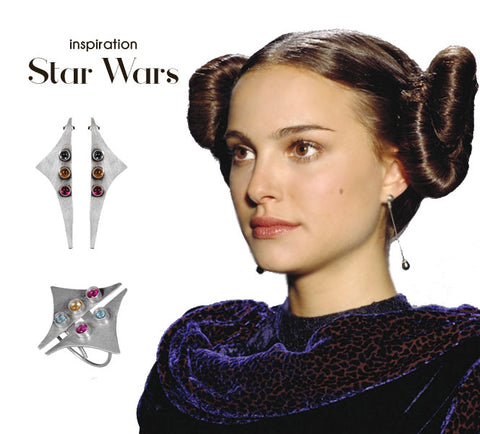 Star Wars inspired jewelry | blingtalks