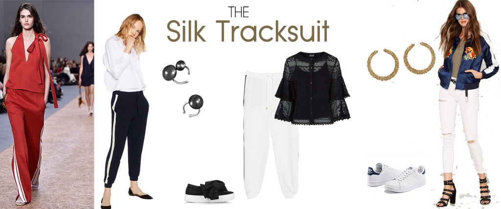 The Silk Tracksuit | blingtalks