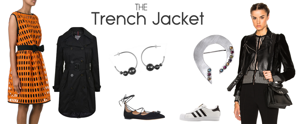 The trench coat | blingtalks