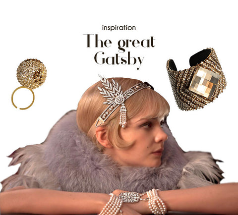 the great Gatsy inspired jewelry | blingtalks