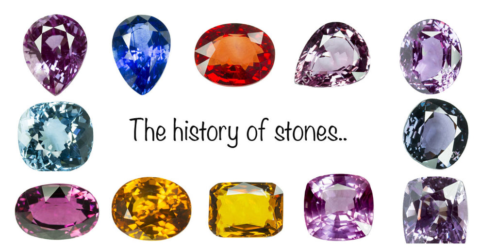 The history of stones | blingsense