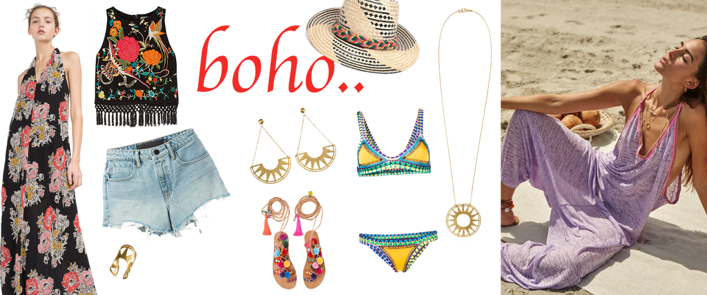 The perfect jewelry..for your boho summer suitcase | blingtalks