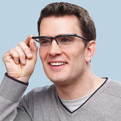 Dial Glasses™ - Adjustable Dial Eye Glasses!