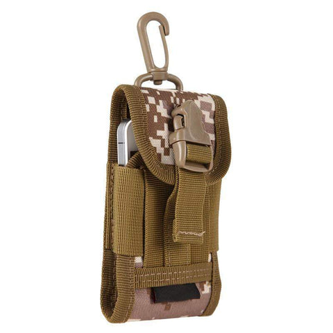 promo code cc6b4 53103 Outdoor Fishing Tactical Cell Phone Carry Pouch