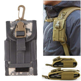 Outdoor Fishing Tactical Cell Phone Carry Pouch