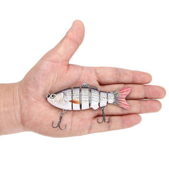 3D Eyes Fishing Lure