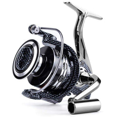 Silver Ally Spinning Reel 12+1 Ball Bearings