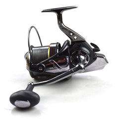 Goliath Spinning Reel 10+1 Ball Bearings Exchangeable Front Drag Handle For Long Casting w/ Metal Reel Set