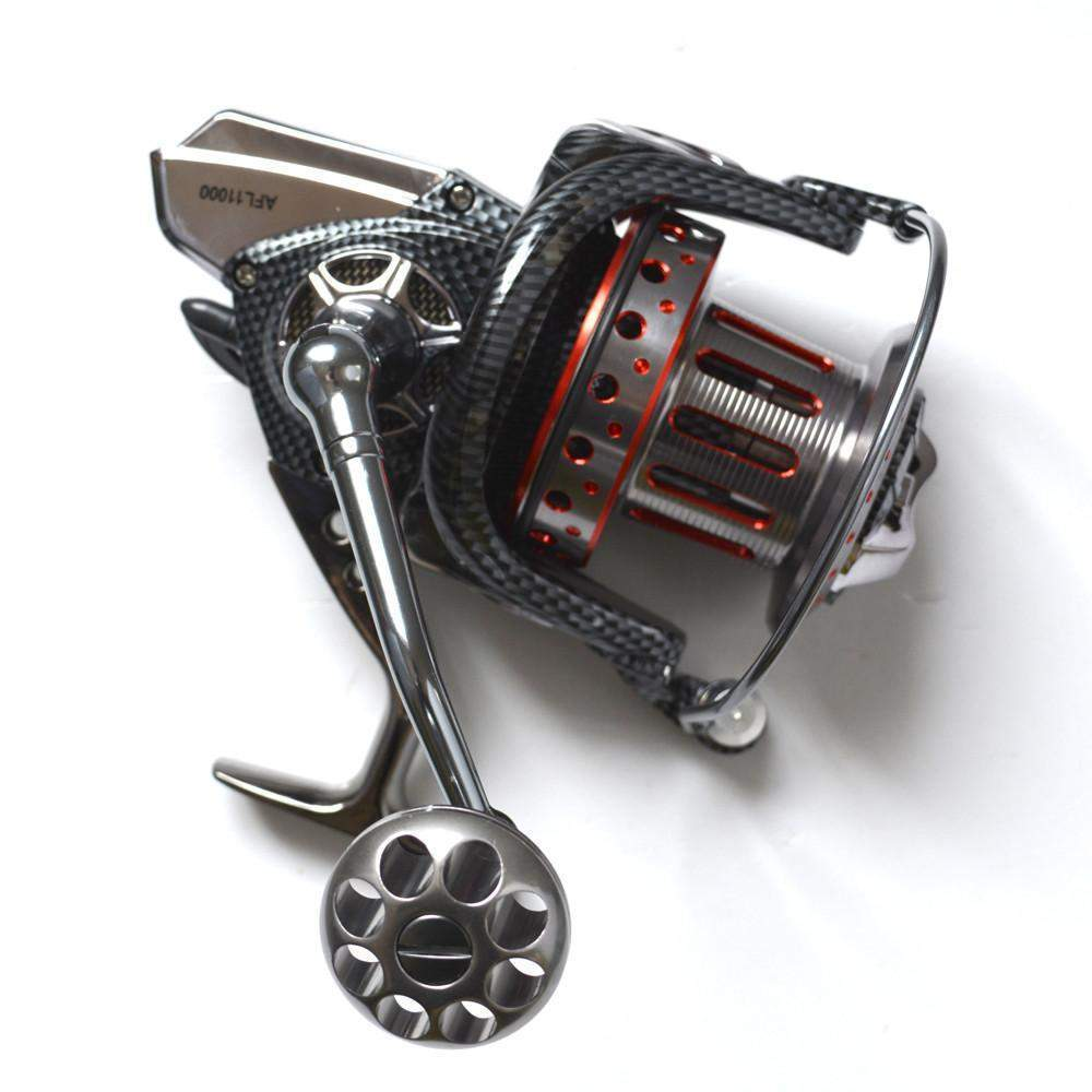 giant spinning fishing reel 10 1 ball bearings