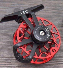FLY FISHING WHEEL MINI ULTRALIGHT HOLLOW SHAPE ICE FISHING VESSEL