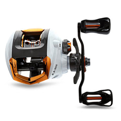 Exbert 12 + 1 BB Baitcasting Reel - Waterproof, Magnetic Brake System and Left / Right Handle