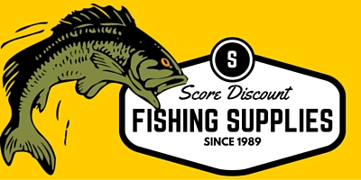 Score Discount Fishing Supplies