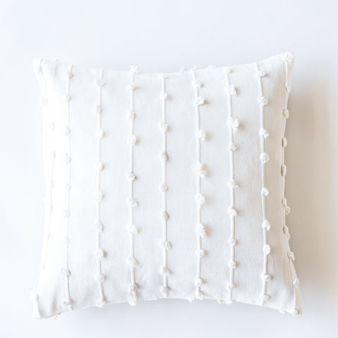 MEZCAL PILLOW - CREAM