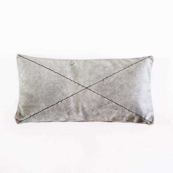 SAFARI LUMBAR PILLOW - GREY