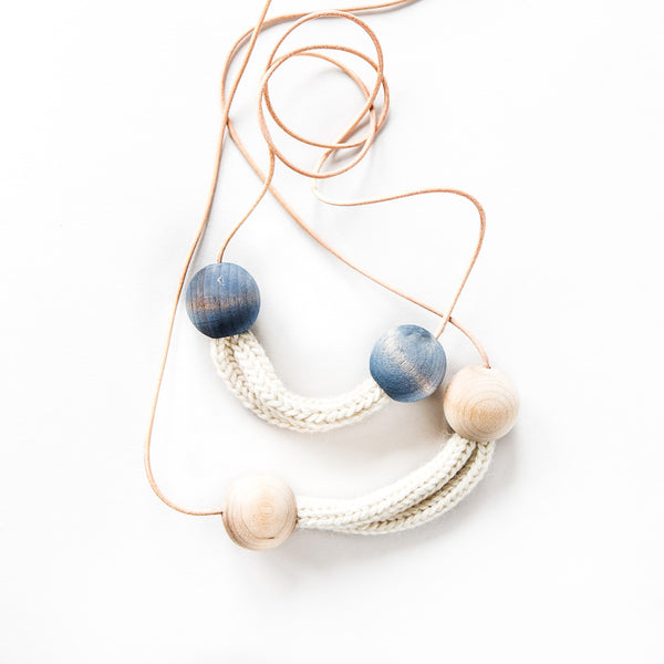 DOTS NECKLACE -  - 1