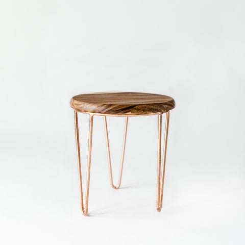 CALI SIDE TABLES - COPPER -  - 3