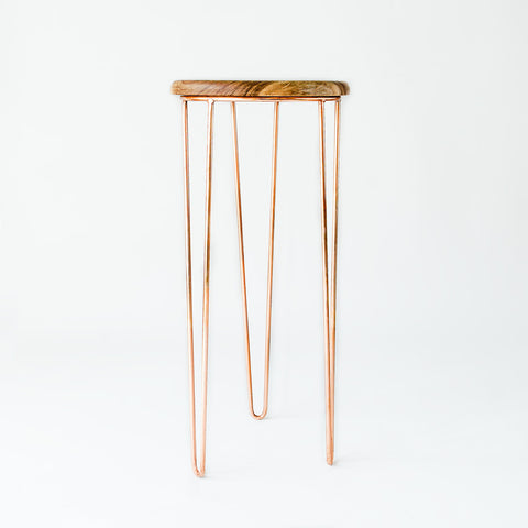 CALI SIDE TABLES - COPPER -  - 5