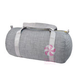 Mint! Medium Duffel Bag with Name/Monogram & Applique
