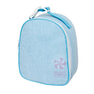 Oh Mint! Gumdrop Lunchbox with Name/Monogram & Applique