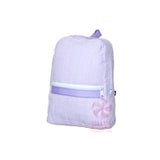 Mint! Small Backpack with Name/Monogram & Applique